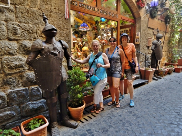 Not Kansas: There is a Wonderful Wizard of Oz in Orvieto too.