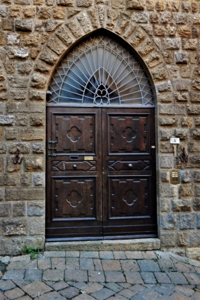 The Volterra door that made Norm display un-Canadian occupying tendencies. Read the post below the gallery.
