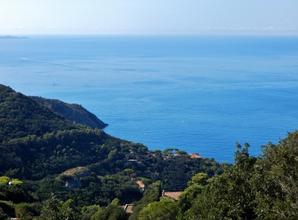 Monte Argentario peninsula is full of sights like this one.
